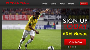 Bovada World Cup Offers