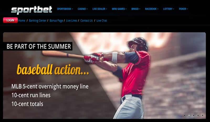 Sportbet Bonus Image