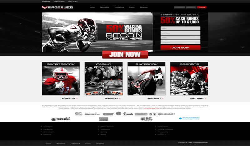 Wagerweb Bonus Image